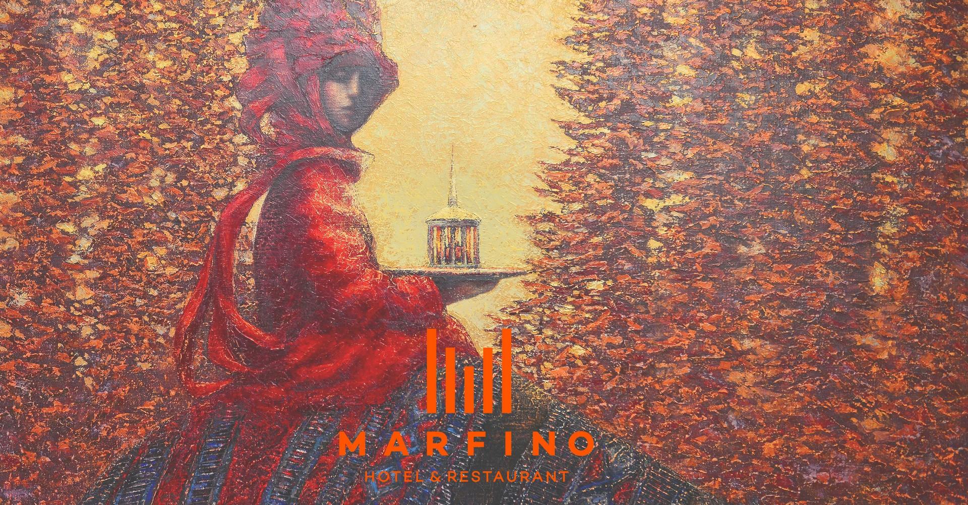 Русский вернисаж в Марфино