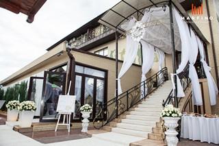 Свадьба за городом в Марфино