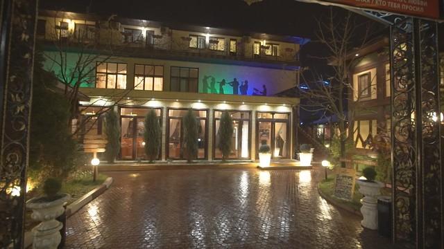 Ресторанный дворик Марфино
