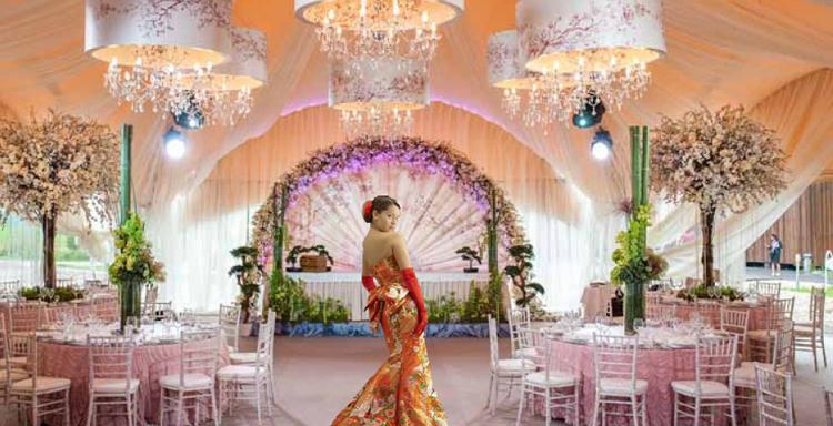 Свадьба по-японски