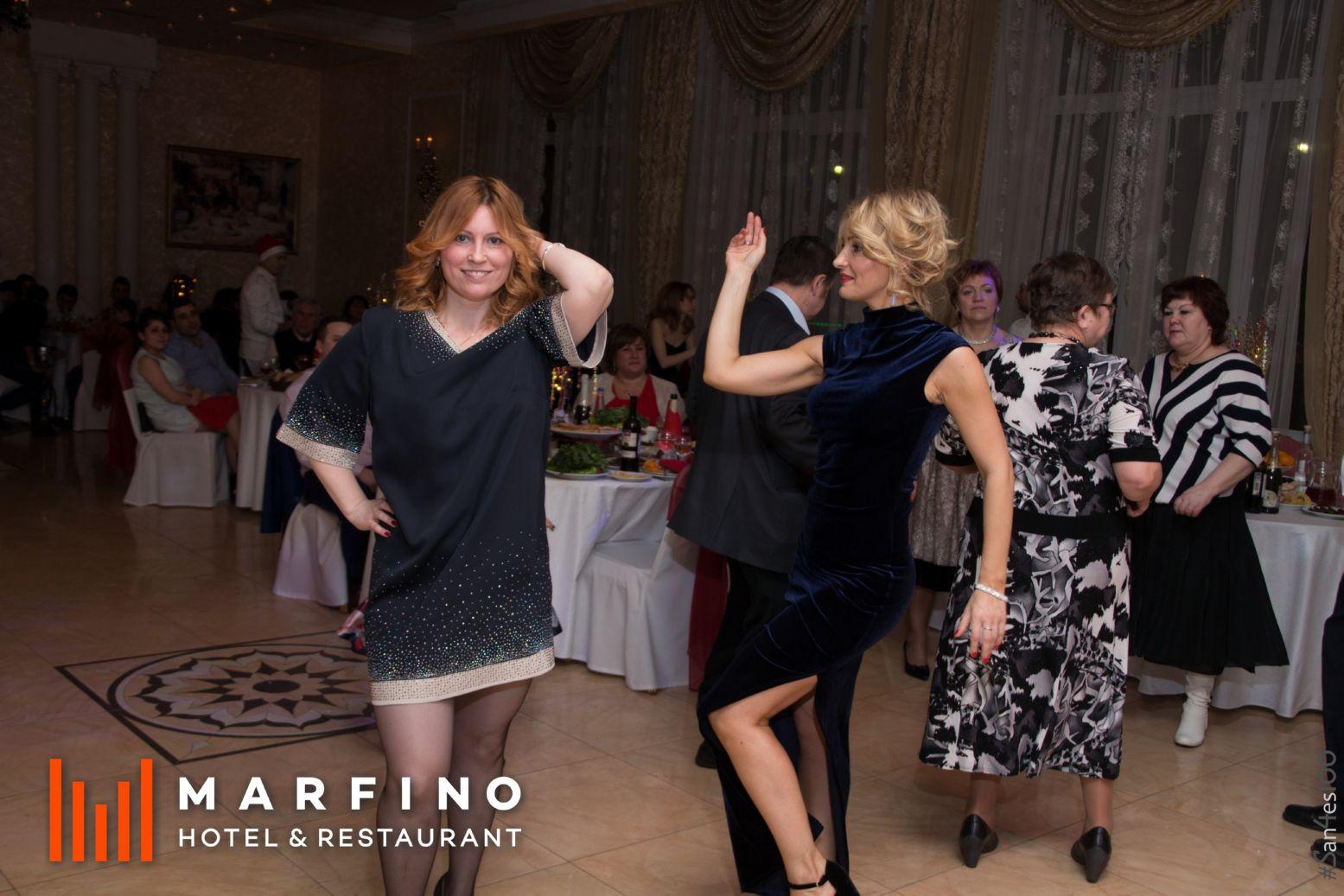 Новый год в Марфино - 104