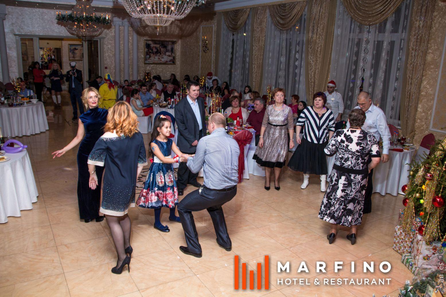 Новый год в Марфино - 107