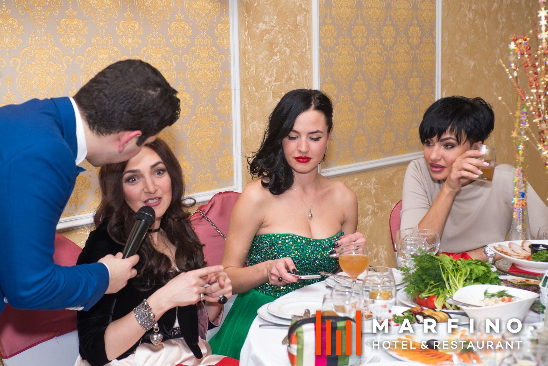 Новый год в Марфино - 11