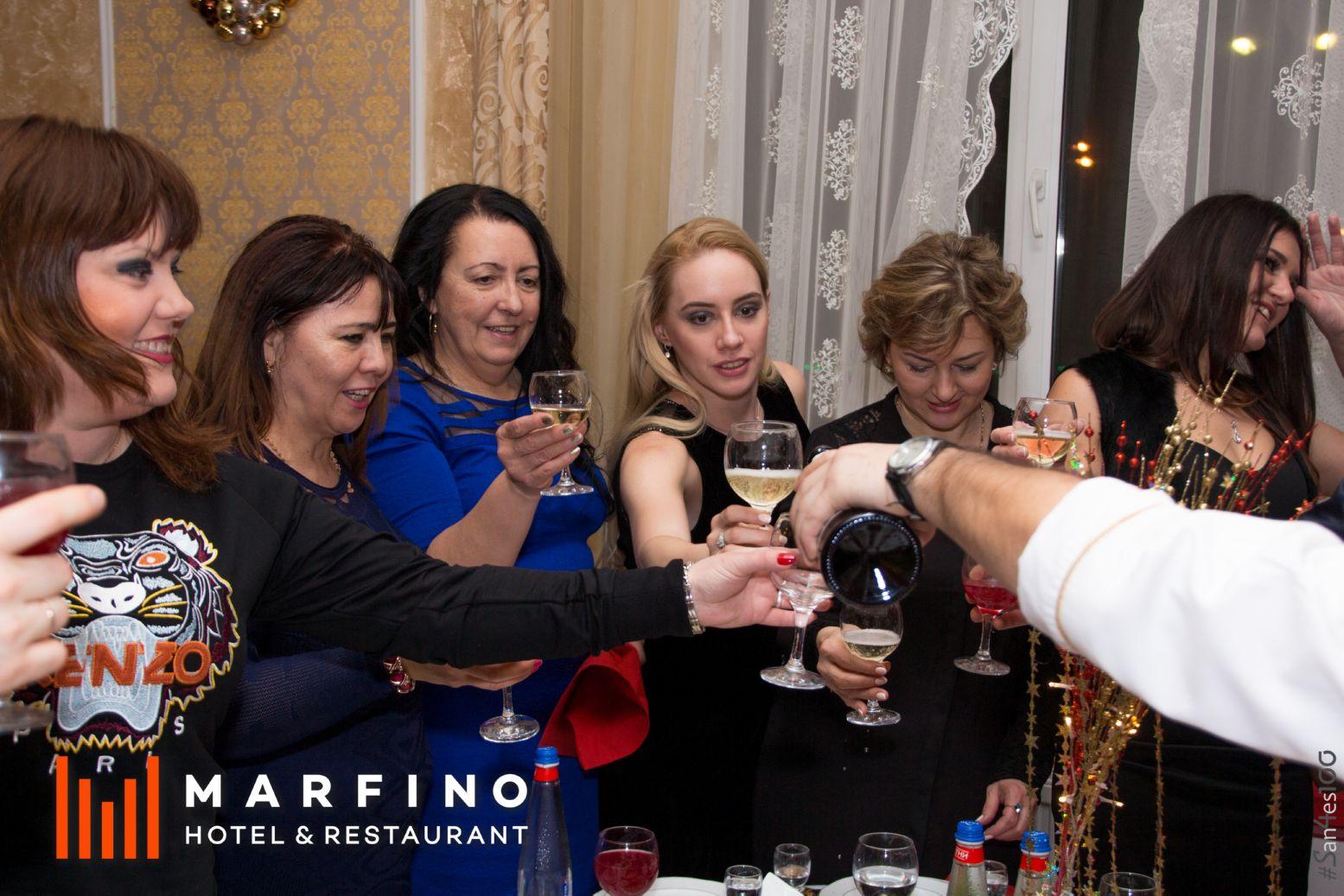 Новый год в Марфино - 111