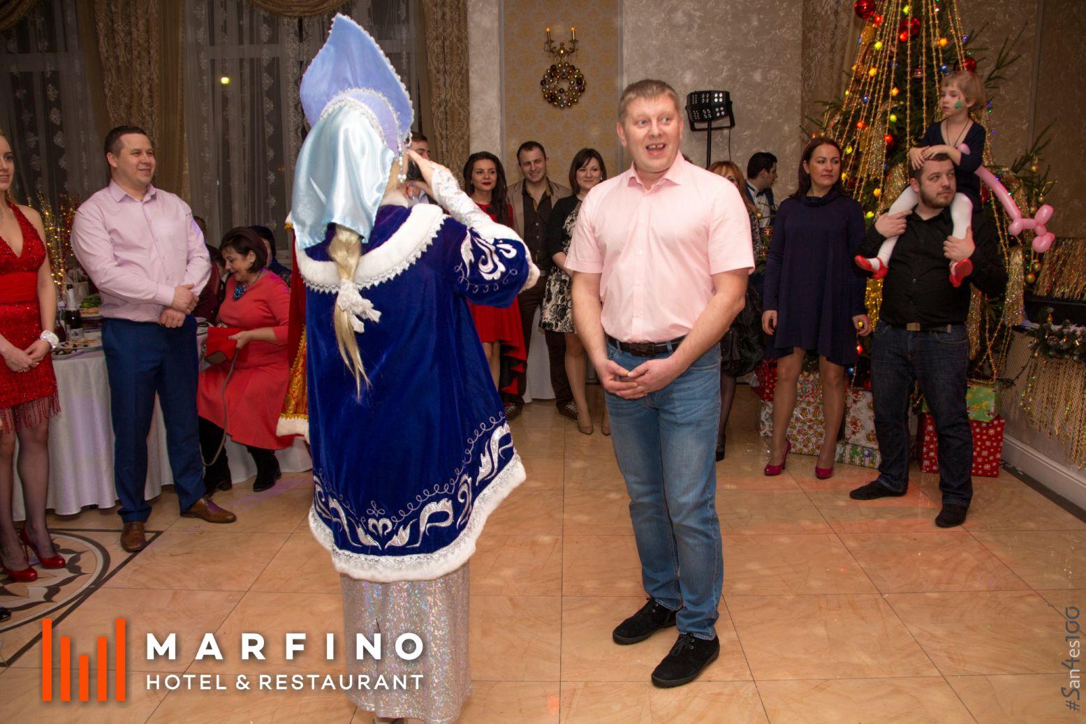 Новый год в Марфино - 126