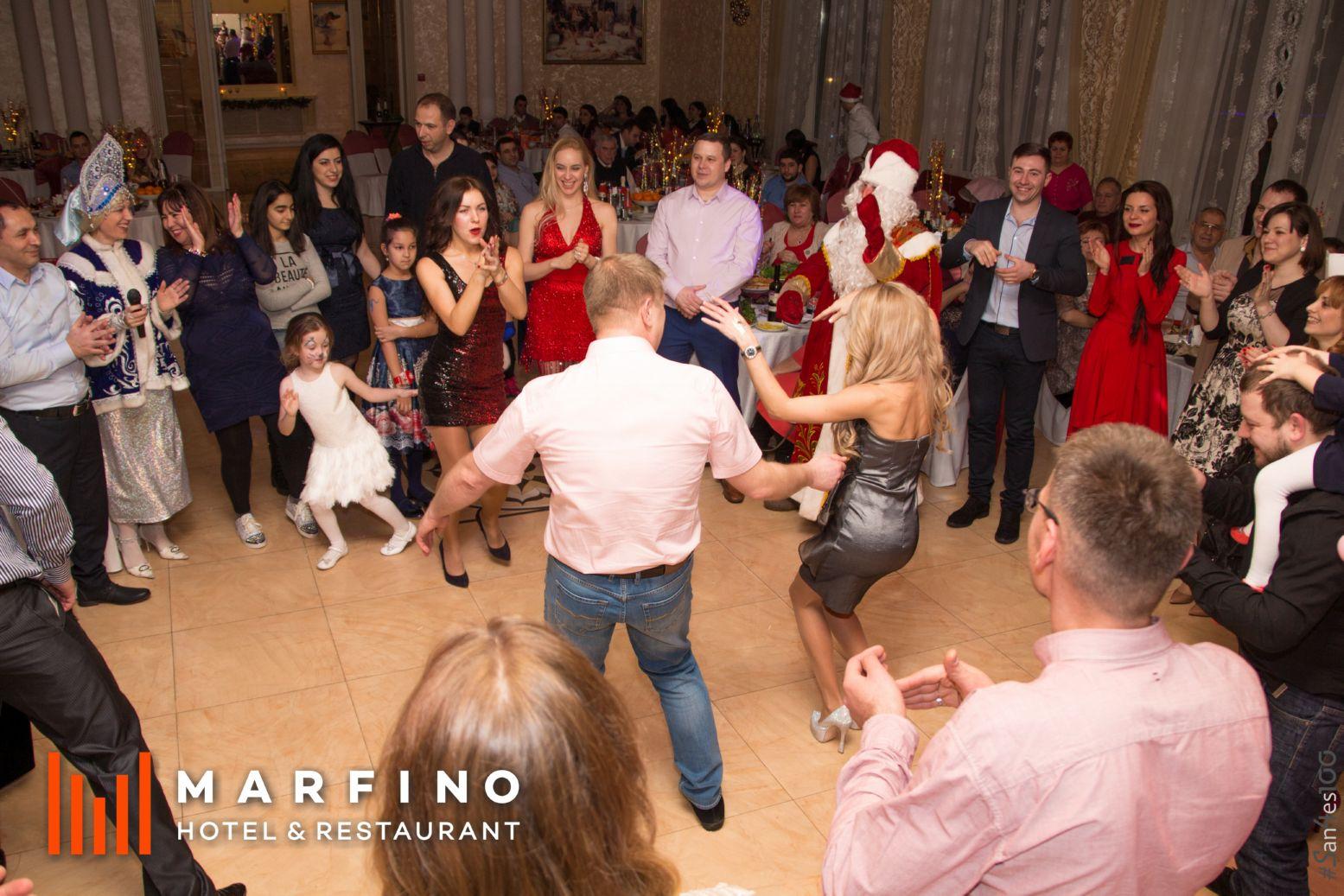 Новый год в Марфино - 127