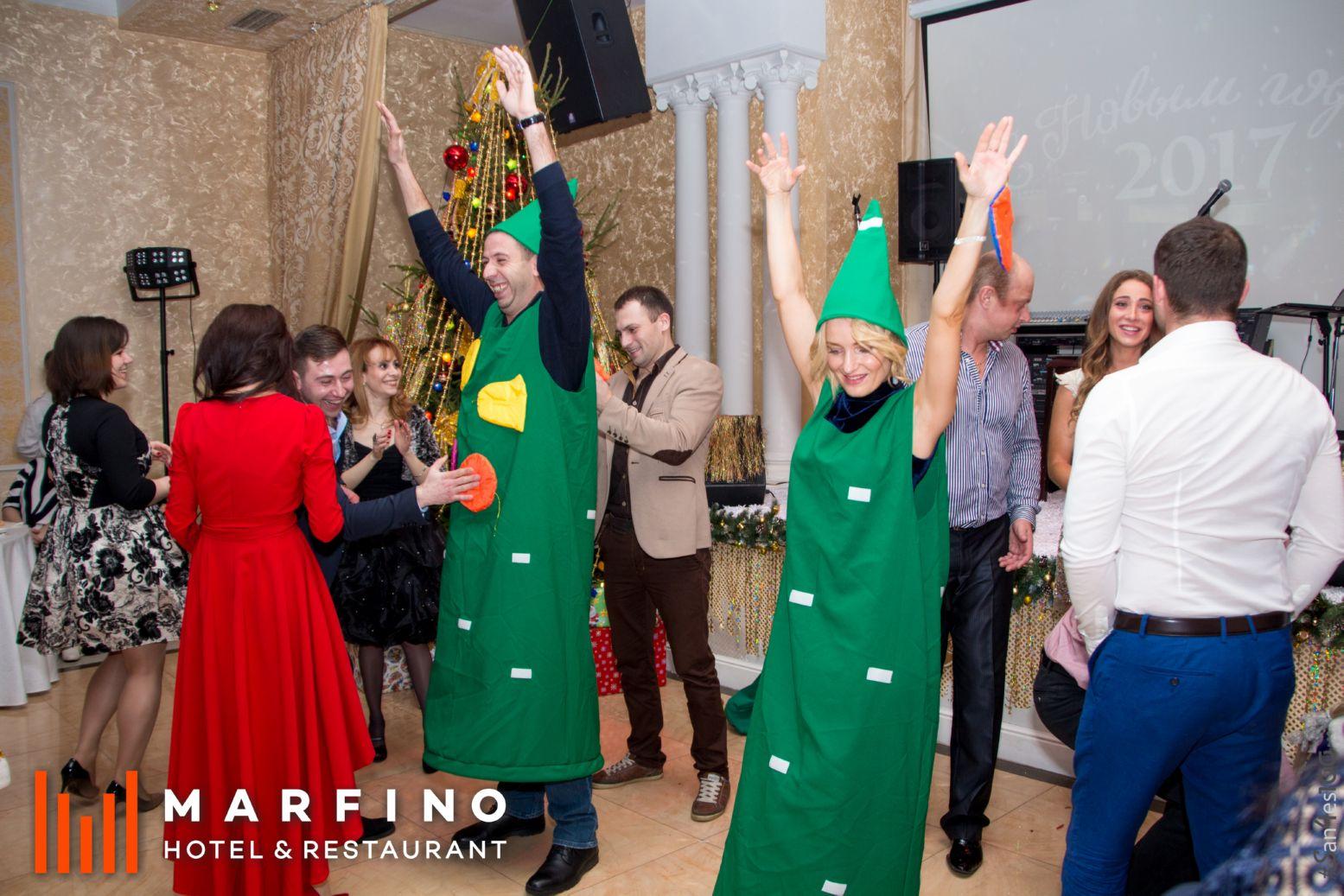 Новый год в Марфино - 130