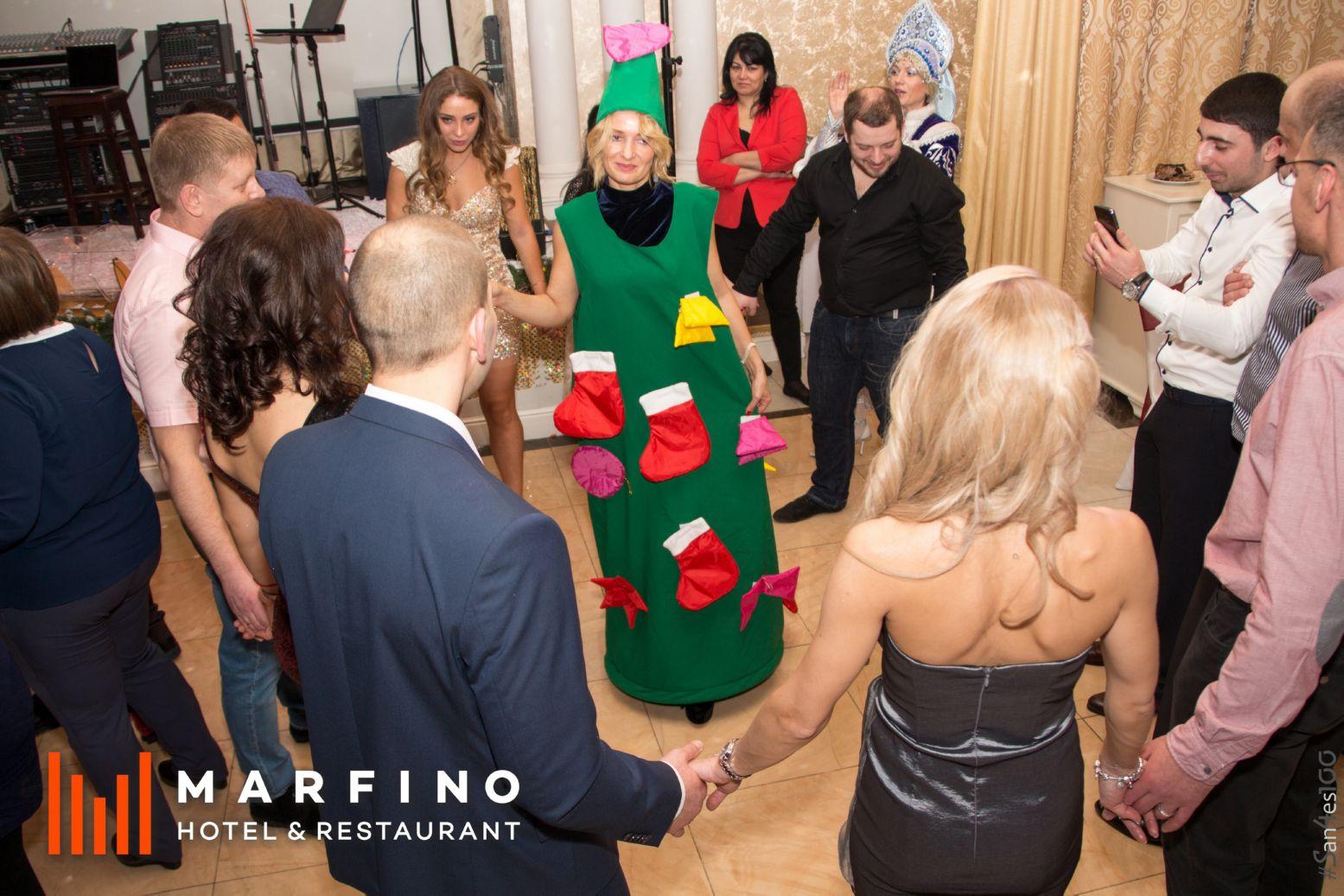 Новый год в Марфино - 133