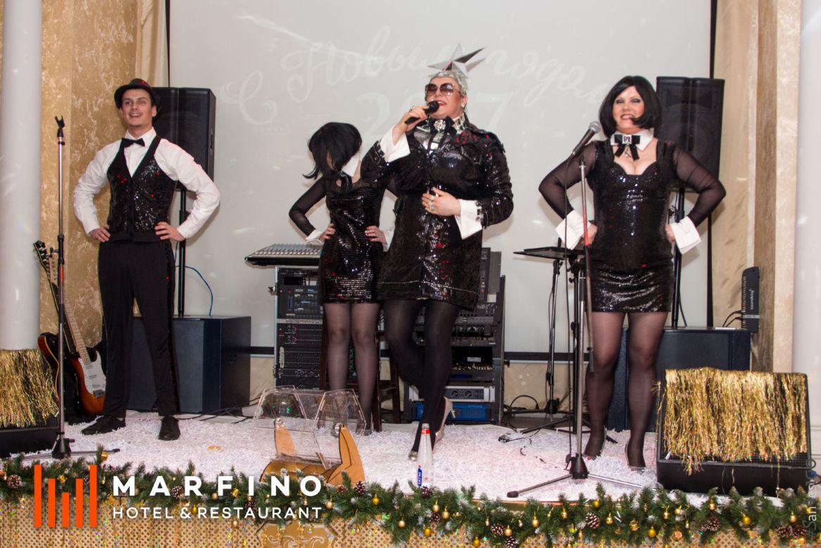 Новый год в Марфино - 142