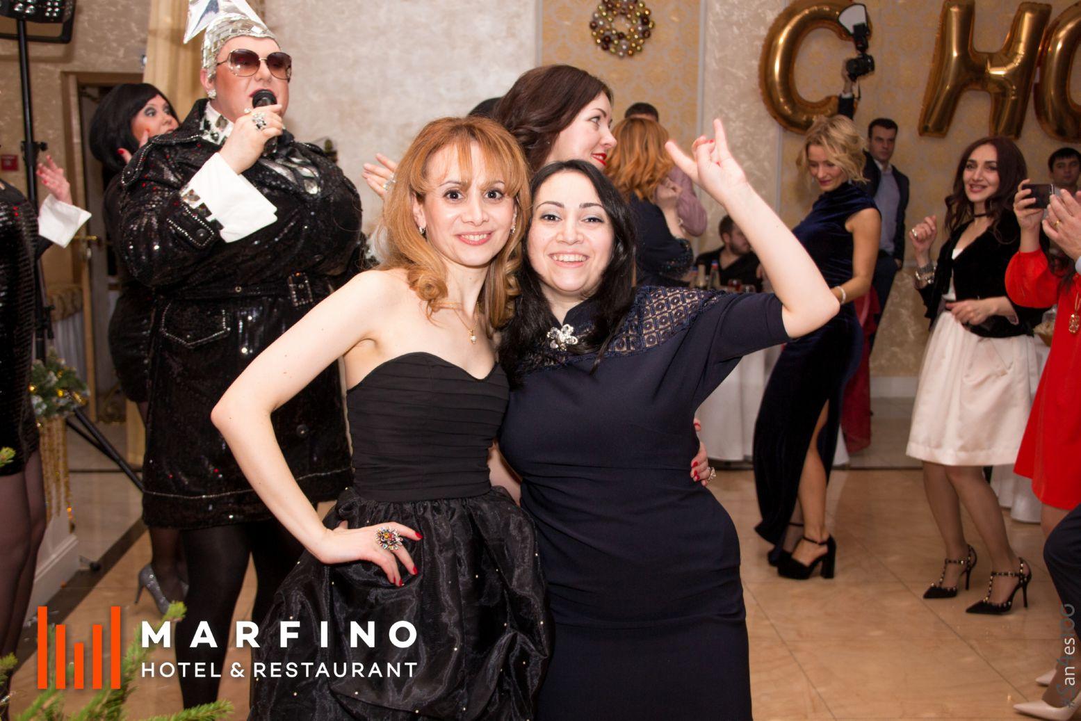 Новый год в Марфино - 157