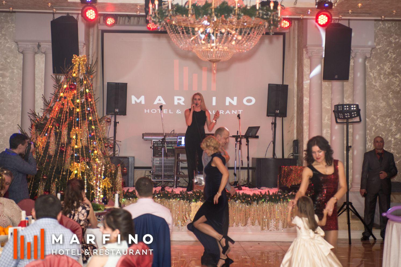 Новый год в Марфино - 16