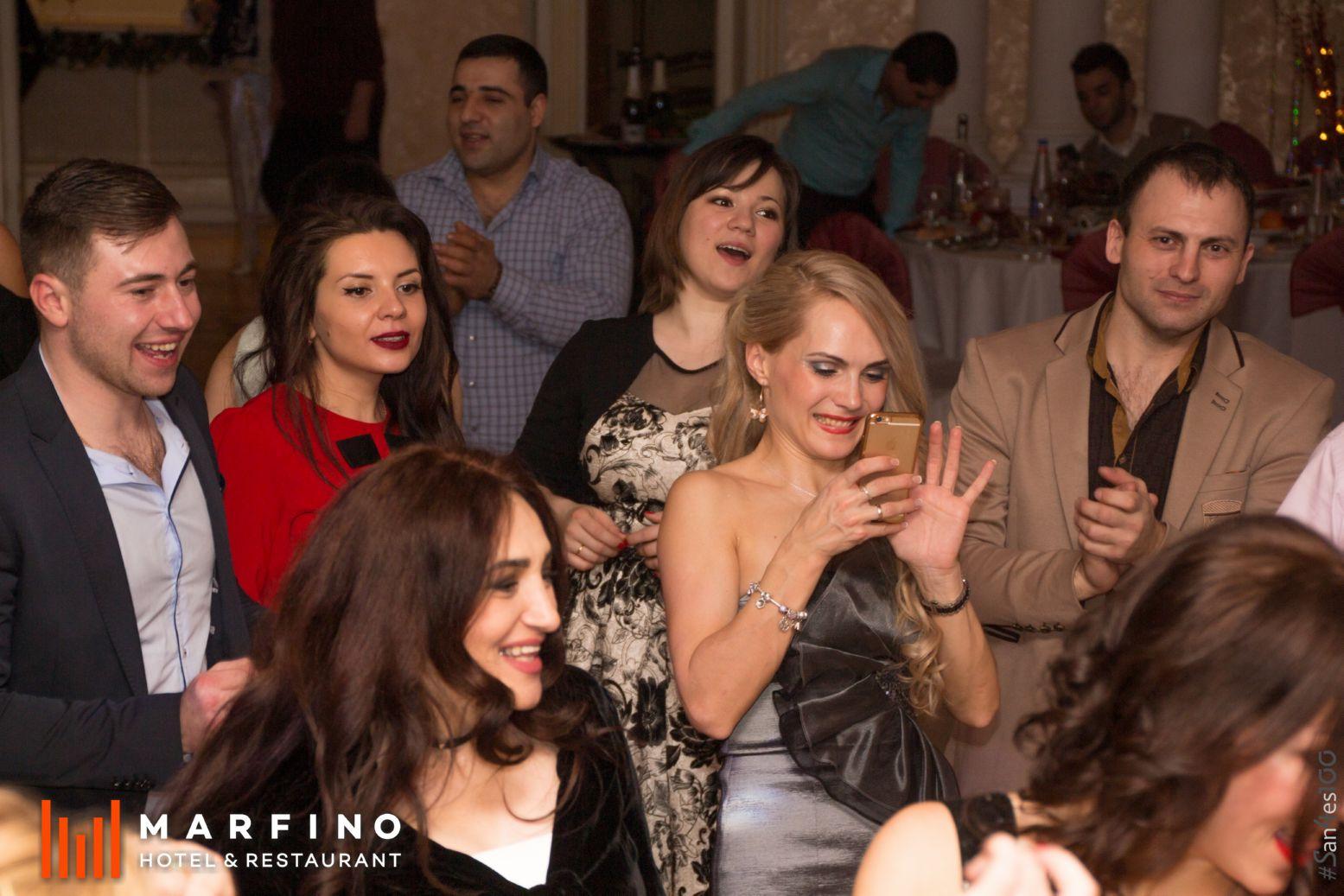 Новый год в Марфино - 163