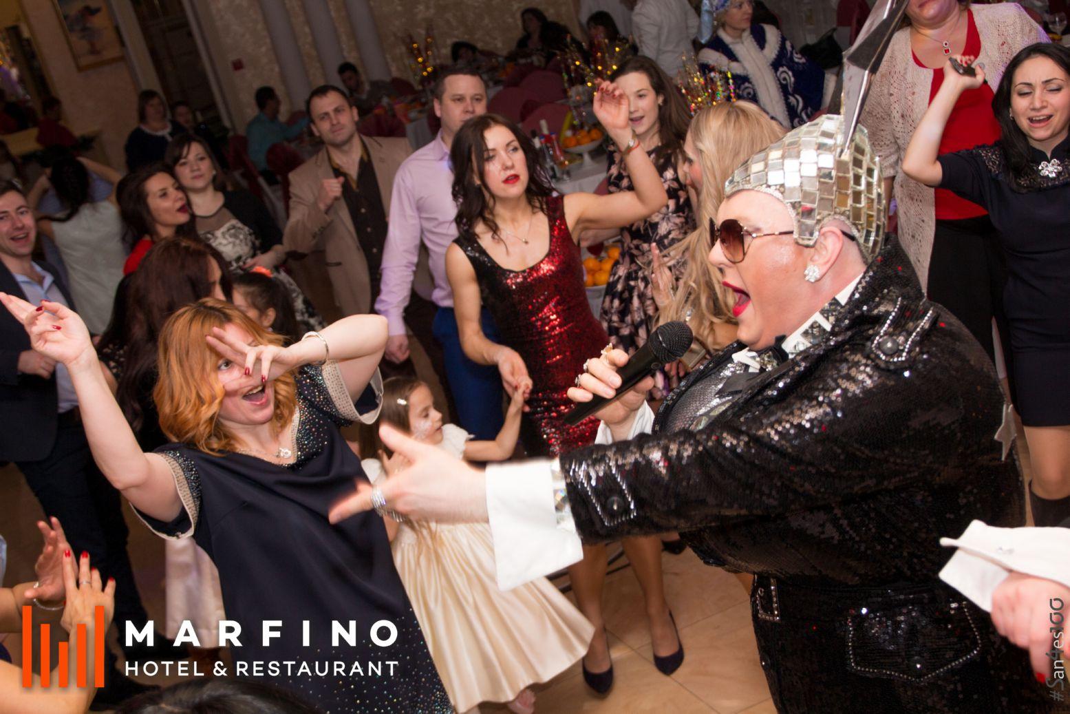 Новый год в Марфино - 164