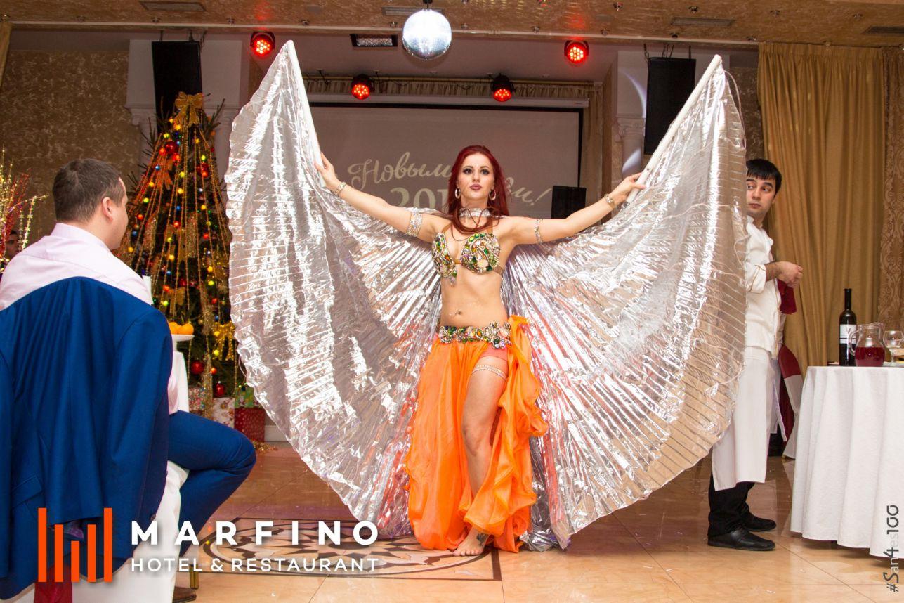 Новый год в Марфино - 187