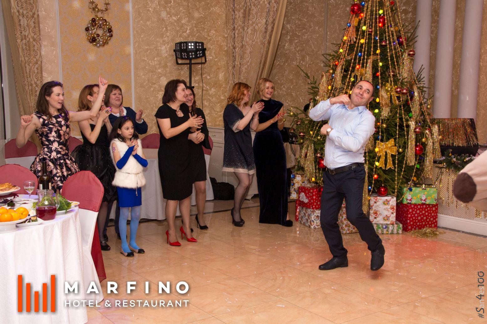 Новый год в Марфино - 194