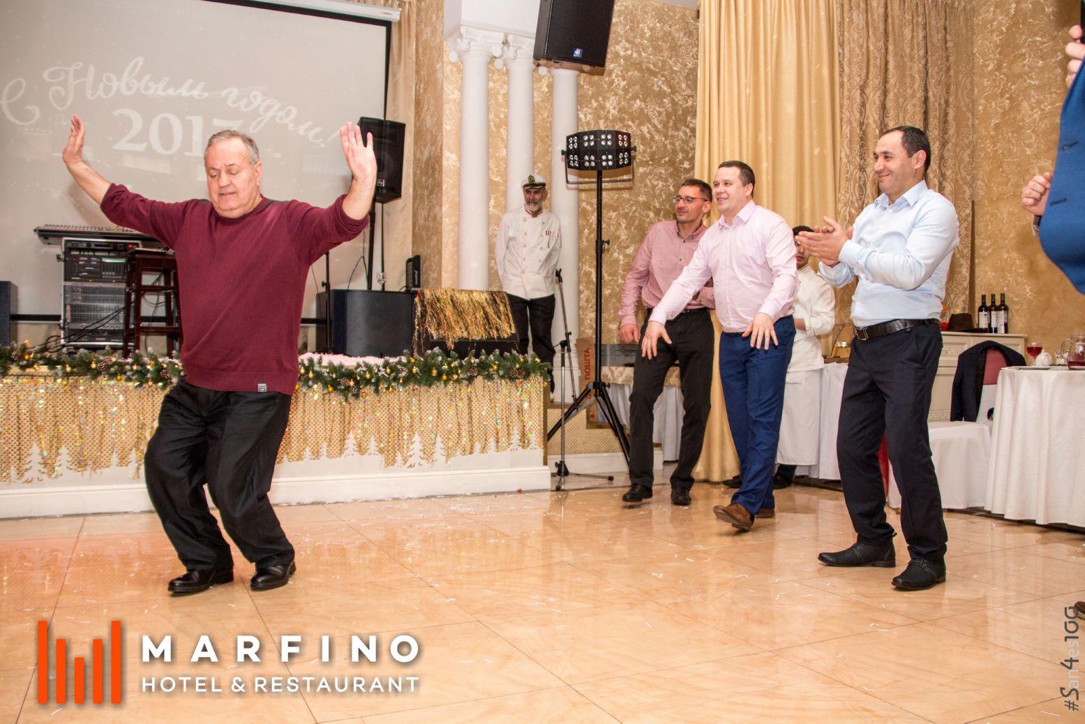 Новый год в Марфино - 198