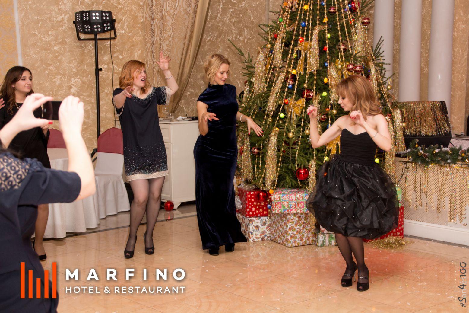 Новый год в Марфино - 200