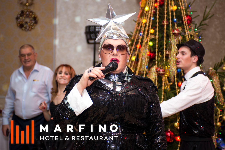 Новый год в Марфино - 22