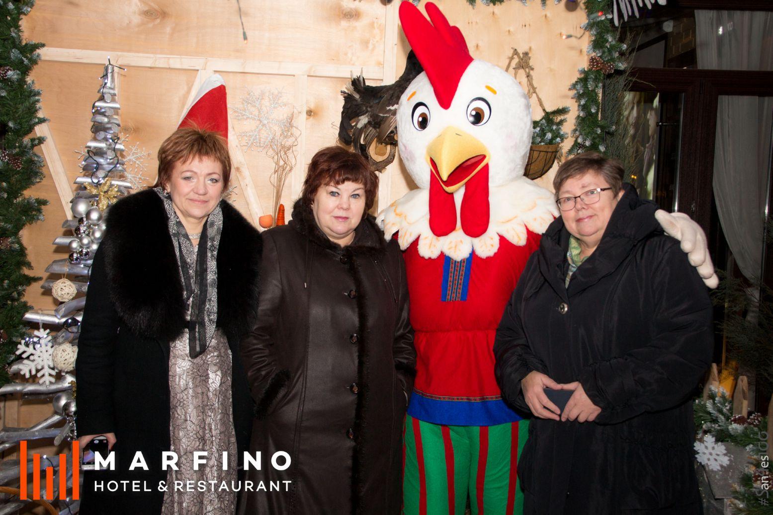 Новый год в Марфино - 50