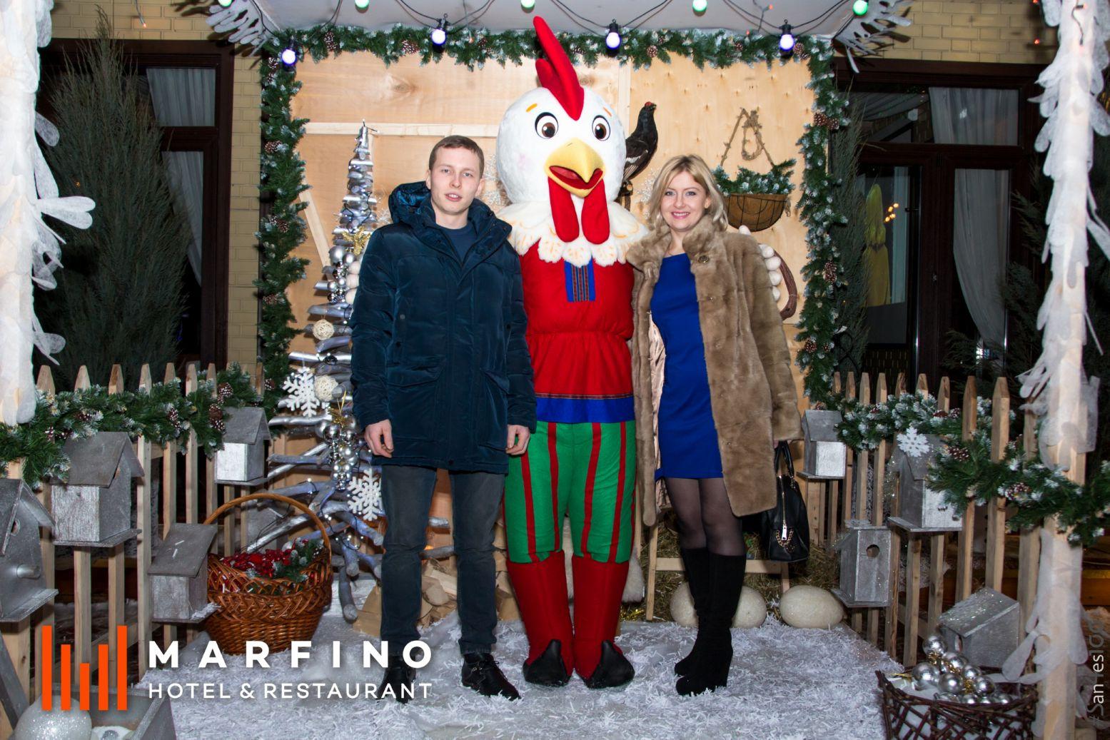 Новый год в Марфино - 52