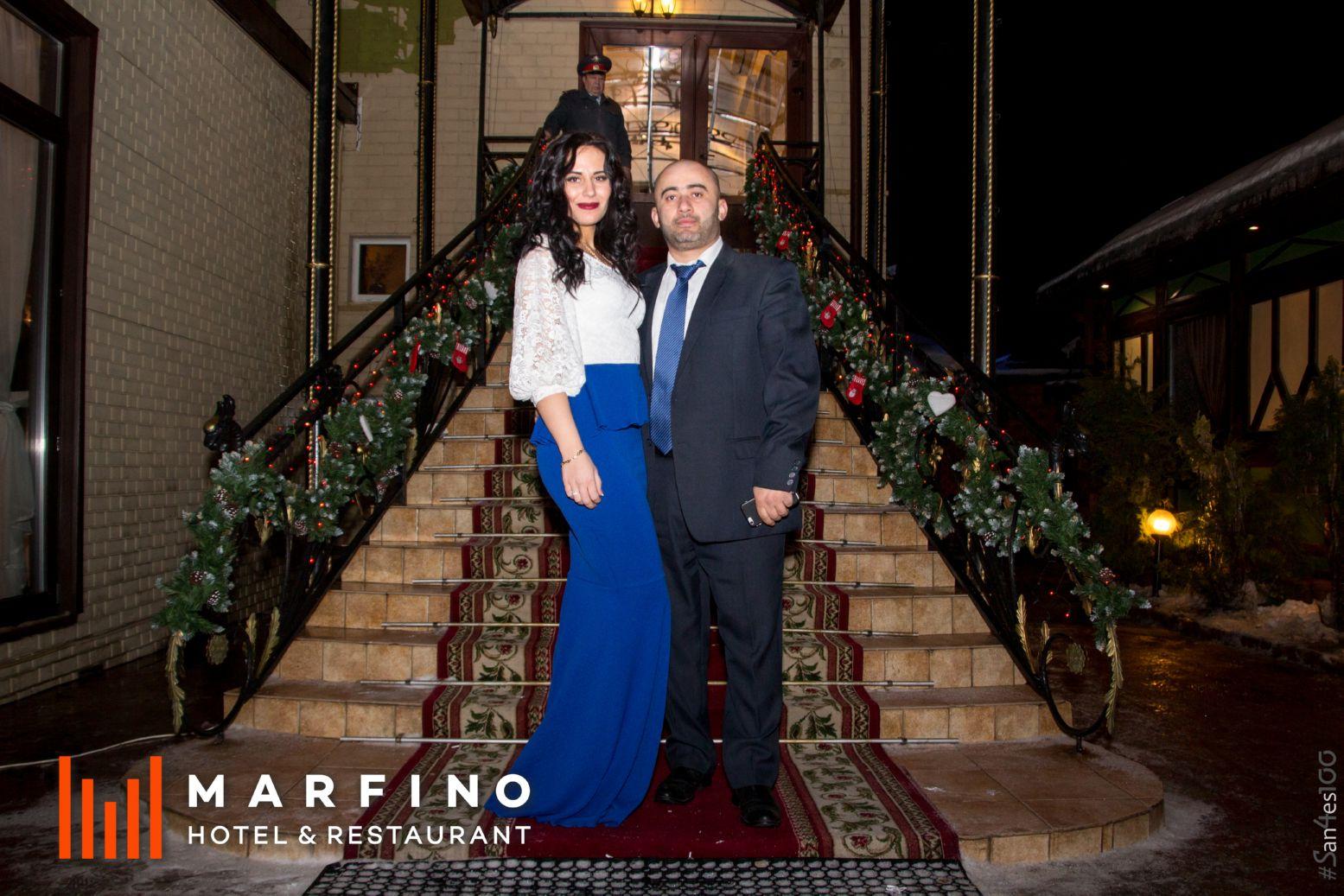 Новый год в Марфино - 55