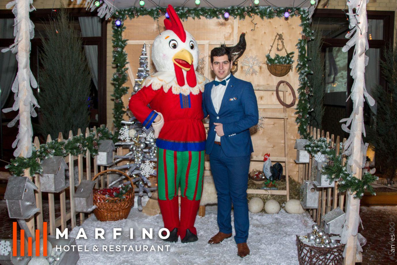Новый год в Марфино - 57