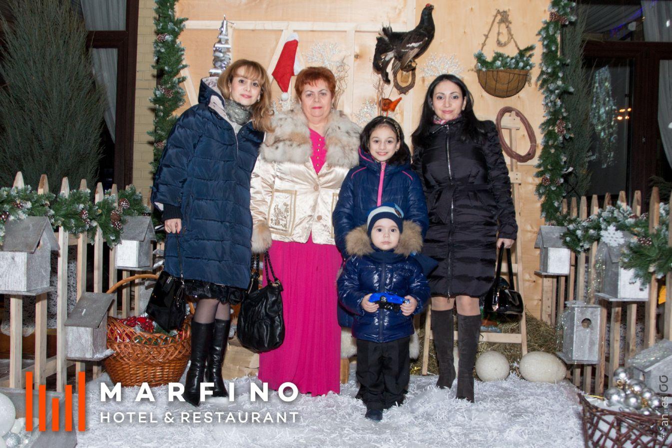 Новый год в Марфино - 58