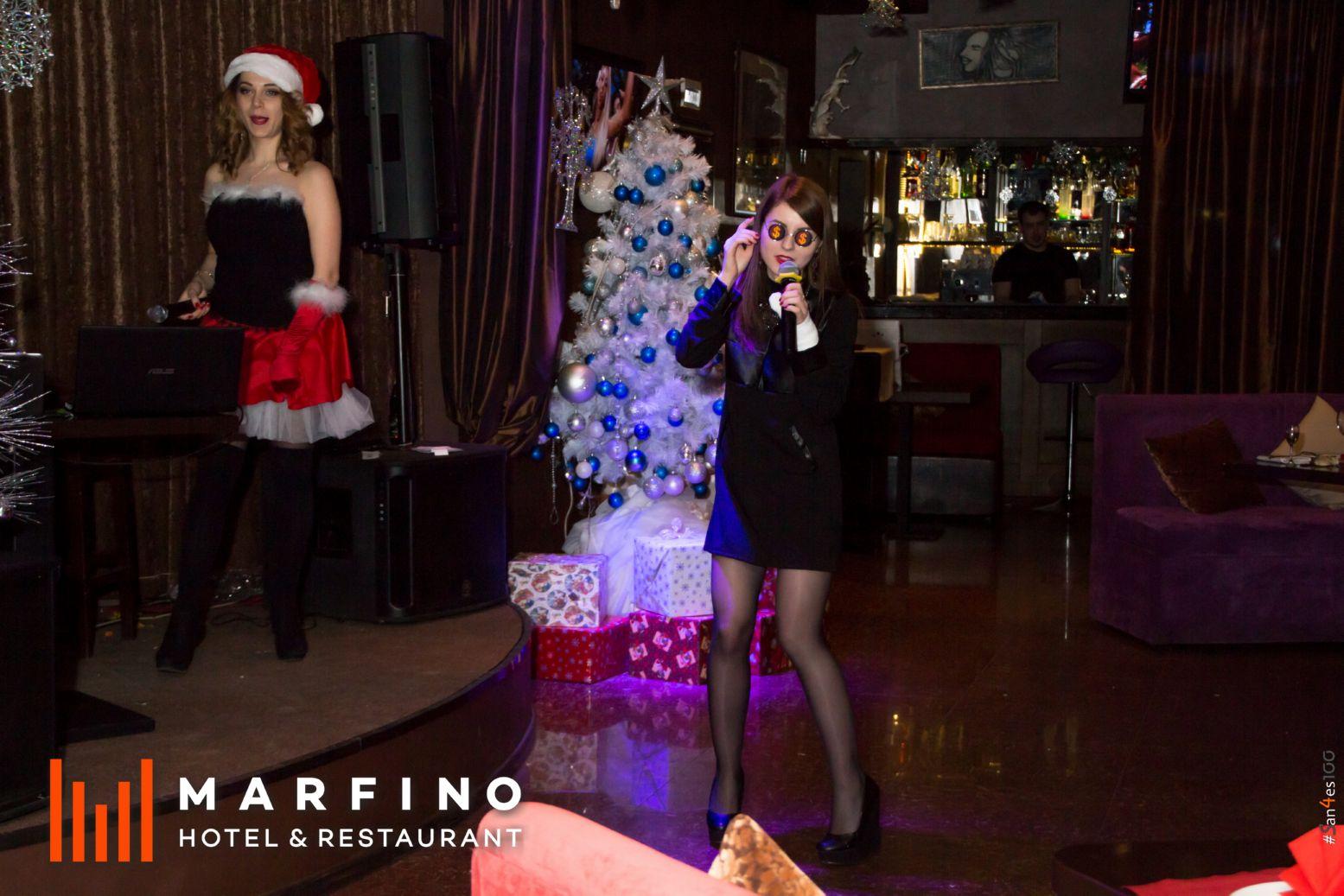Новый год в Марфино - 83