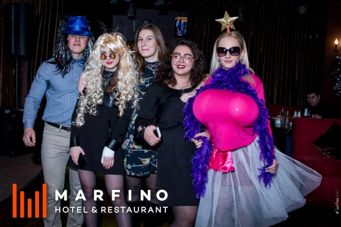 Новый год в Марфино - 92