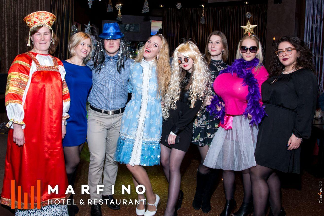 Новый год в Марфино - 94
