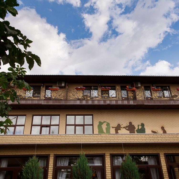 Отель Марфино
